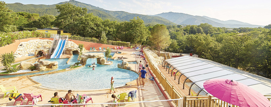 Camping pyr n es orientales avec piscine camping argeles for Camping pyrenees atlantique avec piscine
