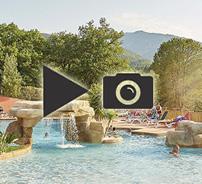 ALBERES Espace aquatique - photo video