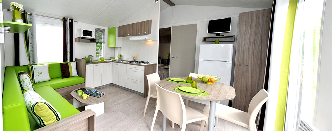 mobil-home GAMME PRESTIGE - BEL AIR - ©Auvinet02